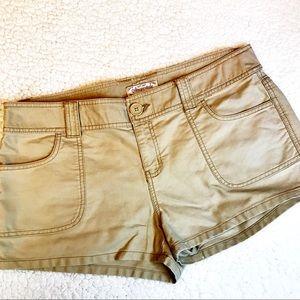 AEROPOSTALE 100% Cotton Khaki Shorts